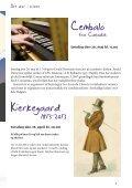 Stage i kirken Ny præst på vej - Den Danske Kirke i Bruxelles - Page 7