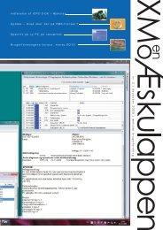 Layout december 2009.indd - XMO Brugerforening