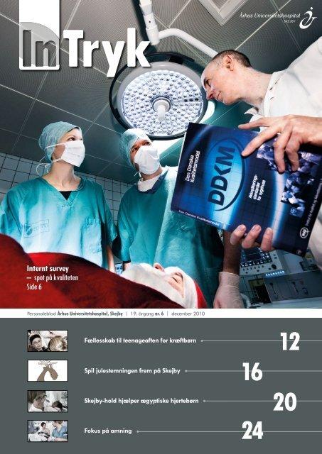 Internt survey – spot på kvaliteten Side 6 - Aarhus Universitetshospital