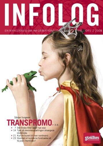 2, 2008, Transpromo - Strålfors