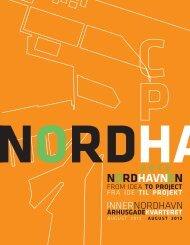 Læs mere om udviklingen i Nordhavnen - By og Havn