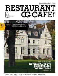 KoKKedal SlotS eventyrlige forvandling - Tilbage