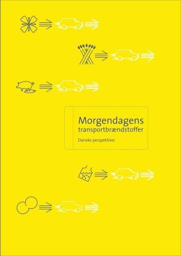 Morgendagens Transportbrændstoffer - Danske ... - Teknologirådet