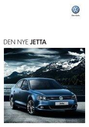 DEN NYE JETTA - Volkswagen