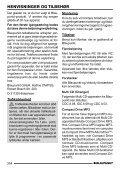 Download manual / brugsanvisning (pdf) - Page 6
