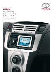 TNS400 - Toyota-tech.eu