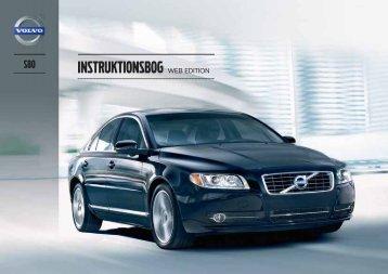 Instruktionsbog L:7 :9>I>DC - ESD - Volvo
