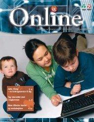 ADSL Portal s. 4 – en forbrugsservice til dig Tag internettet ... - Tele