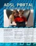 ADSL Portal s. 4 – en forbrugsservice til dig Tag internettet ... - Tele - Page 4