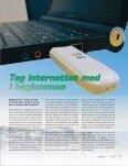 ADSL Portal s. 4 – en forbrugsservice til dig Tag internettet ... - Tele - Page 7