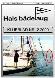 2000-2 - Hals bådelaug