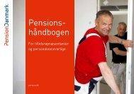 Hent pensionshåndbogen - PensionDanmark