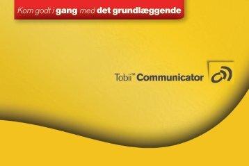 Kom godt i gang med det grundlæggende - Tobii Technology