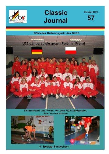 Classic Journal 57 - Alt.dkbc.de - DKBC