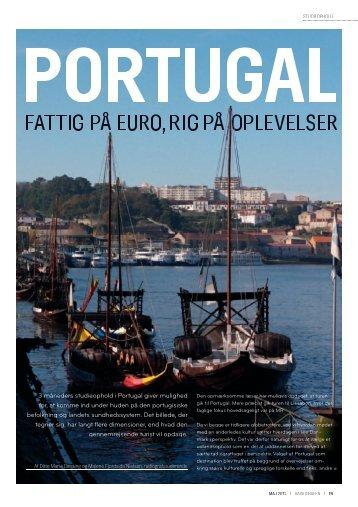 fattig på euro, rig på oplevelser - Foreningen af Radiografer i Danmark