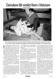 Kurt Lender Jensen og hans kone Sang bygger dagbørnehjem for ...