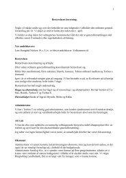 Bestyrelsens beretning 2011.pdf - AB Pile Allé 19 AD