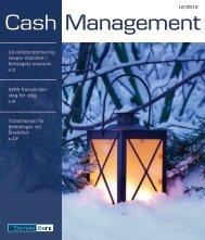 Cash Management - Danske Bank