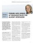 Læs hele Byggeriet på nettet - Dansk Byggeri - Page 7
