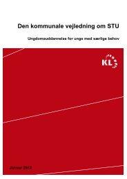 Den kommunale vejledning om STU - UU Roskilde