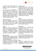 Finans i Navision XAL - Systemate - Page 2