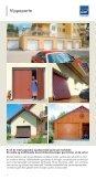 Garageporte Hegn til bolig Døre i stål, aluminium og ... - KJ Porte - Page 6