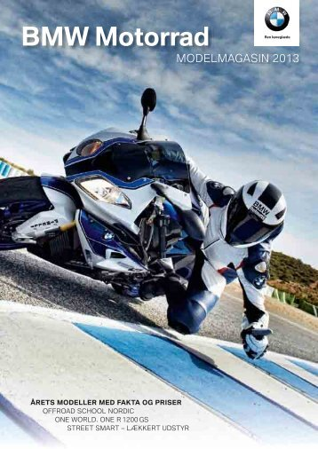 PDF 4,3 MB - BMW Motorrad Danmark