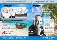 Akupunktør Poul Bech - Akupunkturklinikken