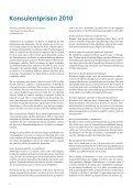Vinder af Konsulentprisen 2010 - Page 7