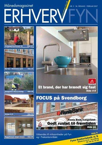 Februar 2007 - Velkommen til Erhverv Fyn