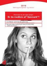 Takstbrochure 2010 - Sygeforsikringen