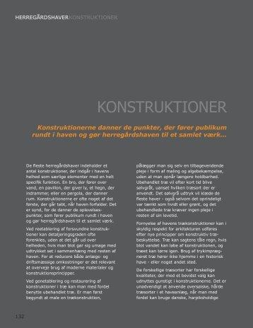 Hent kapitlet Konstruktioner (pdf)