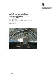 Vejledning om håndtering af fugt i byggeriet - Vinterkonsulenterne