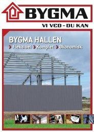 [PDF] Du kan se vores brochure om Bygma Hallen