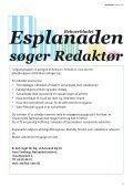 Esplanaden søger Redaktør Beboerbladet - Brøndby Strand - Page 3