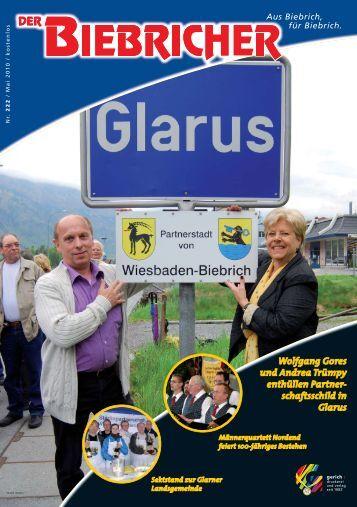 DER BIEBRICHER :: Ausgabe 222, Mai 2010 - Gerich