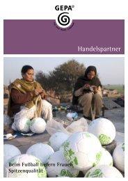Handelspartner - Fair Trade