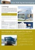 Træskelet til lavenergibyggeri - brochure - Goda Rum - Page 2
