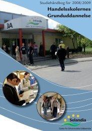 Handelsskolernes Grunduddannelse - Selandia CEU