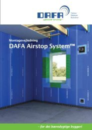DAFA Airstop System™ - Bygmaonline.dk