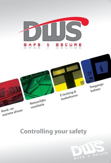 DWS safe & secure - Door Window Solutions