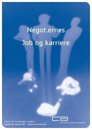 Cand.negot.ernes Job og karriere - CA a-kasse
