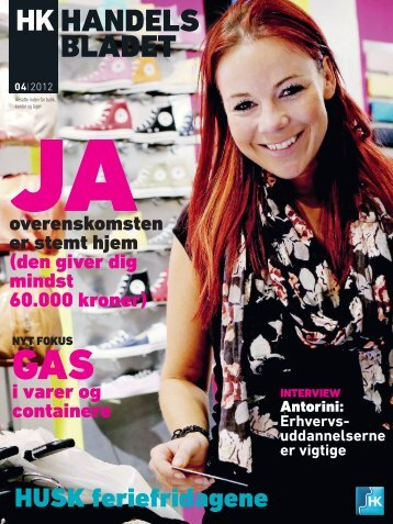 hkhandels bladet - onlinecatalog.dk