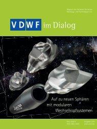 VDWF im Dialog 3/2010