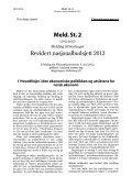 Revidert nasjonalbudsjett 2013 - Statsbudsjettet - Page 5