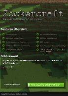 Zockercraft Vorstellung - Seite 6