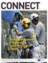 Deutsche Handwerker in Norwegen Tyske håndverkere i Norge