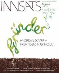 Last ned Innsats (pdf) - Innovasjon Norge