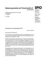 Stellungnahme zum Freihandelsabkommen TTIP - Deutscher Kulturrat