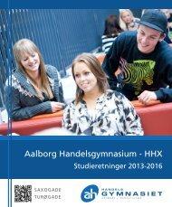 Aalborg Handelsgymnasium - HHX